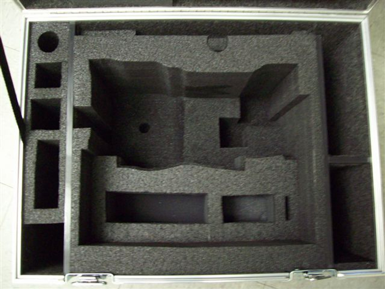 Alexa Camera ATA Shipping Case -- Interior View Base