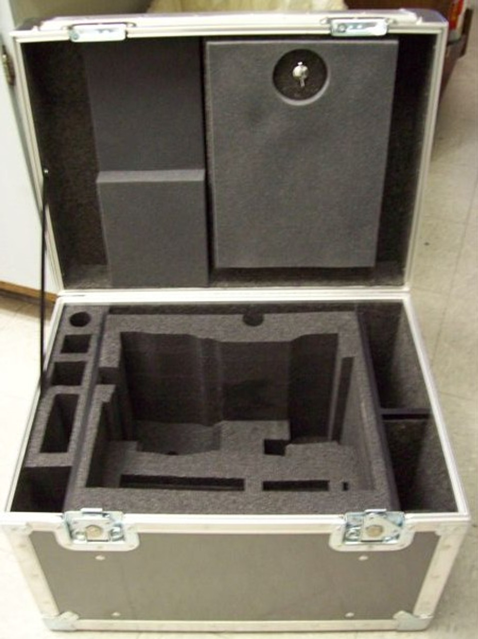 Alexa Camera ATA Shipping Case - Interior View