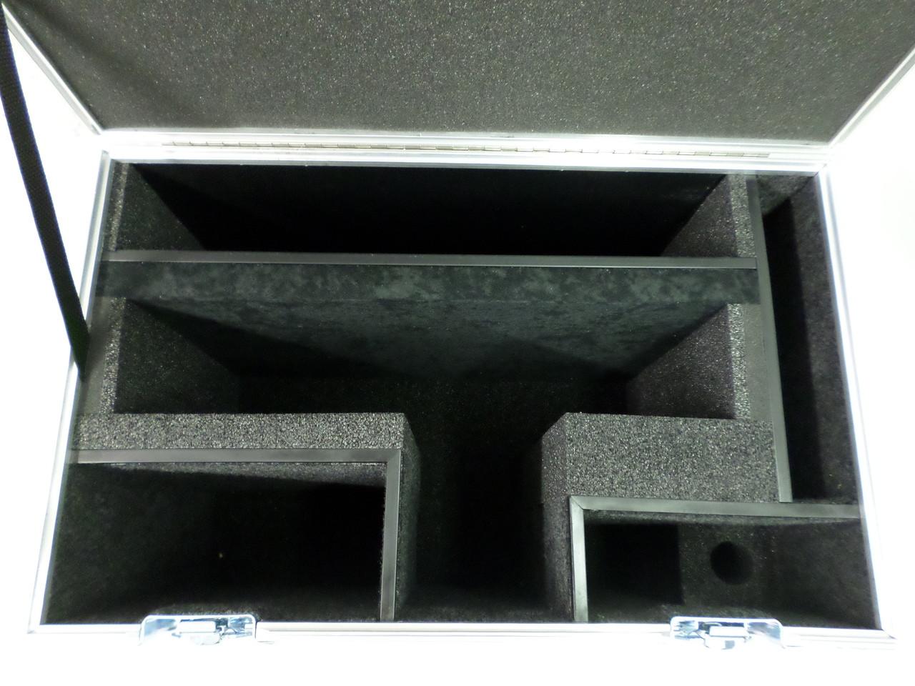 Panasonic BT-LH 17 Series with Bracket Custom ATA Shipping Case