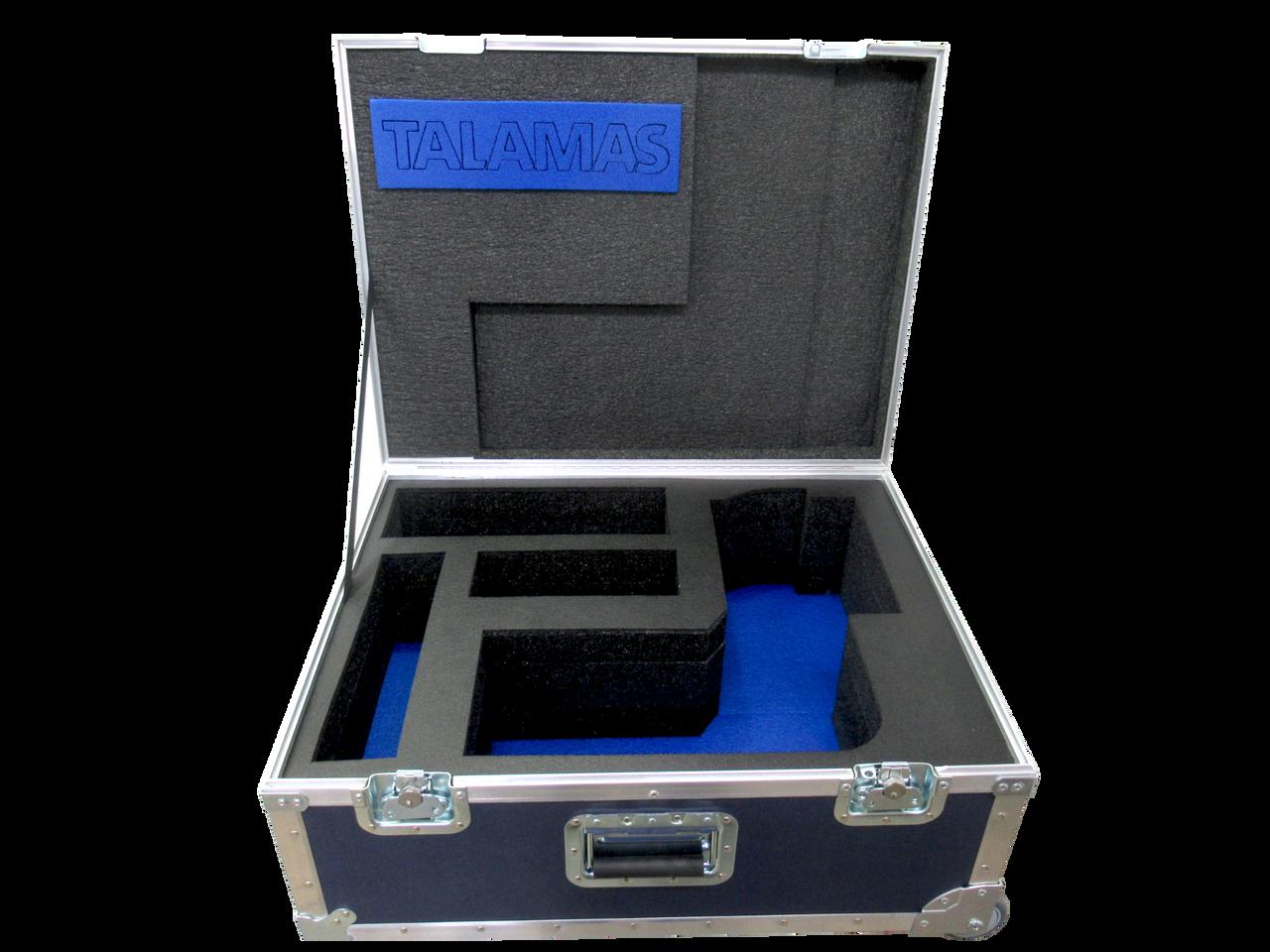 Cartoni Lambda Head 25 3rd Axis Shipping Case