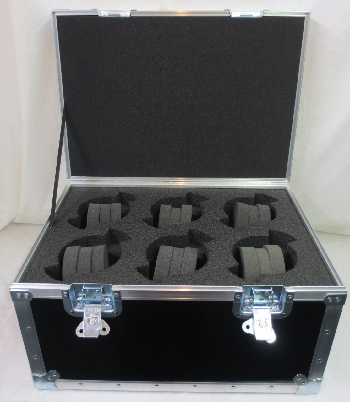 Sony CineAlta 4K Primes T2 Six Hole Shipping Case