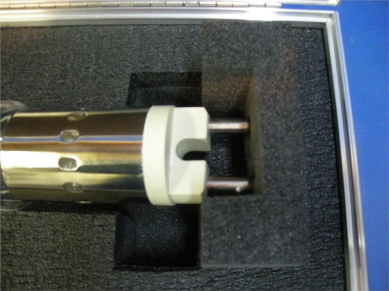 6K Light Bulb Custom ATA Shipping Case - Interior View Loaded Close Up