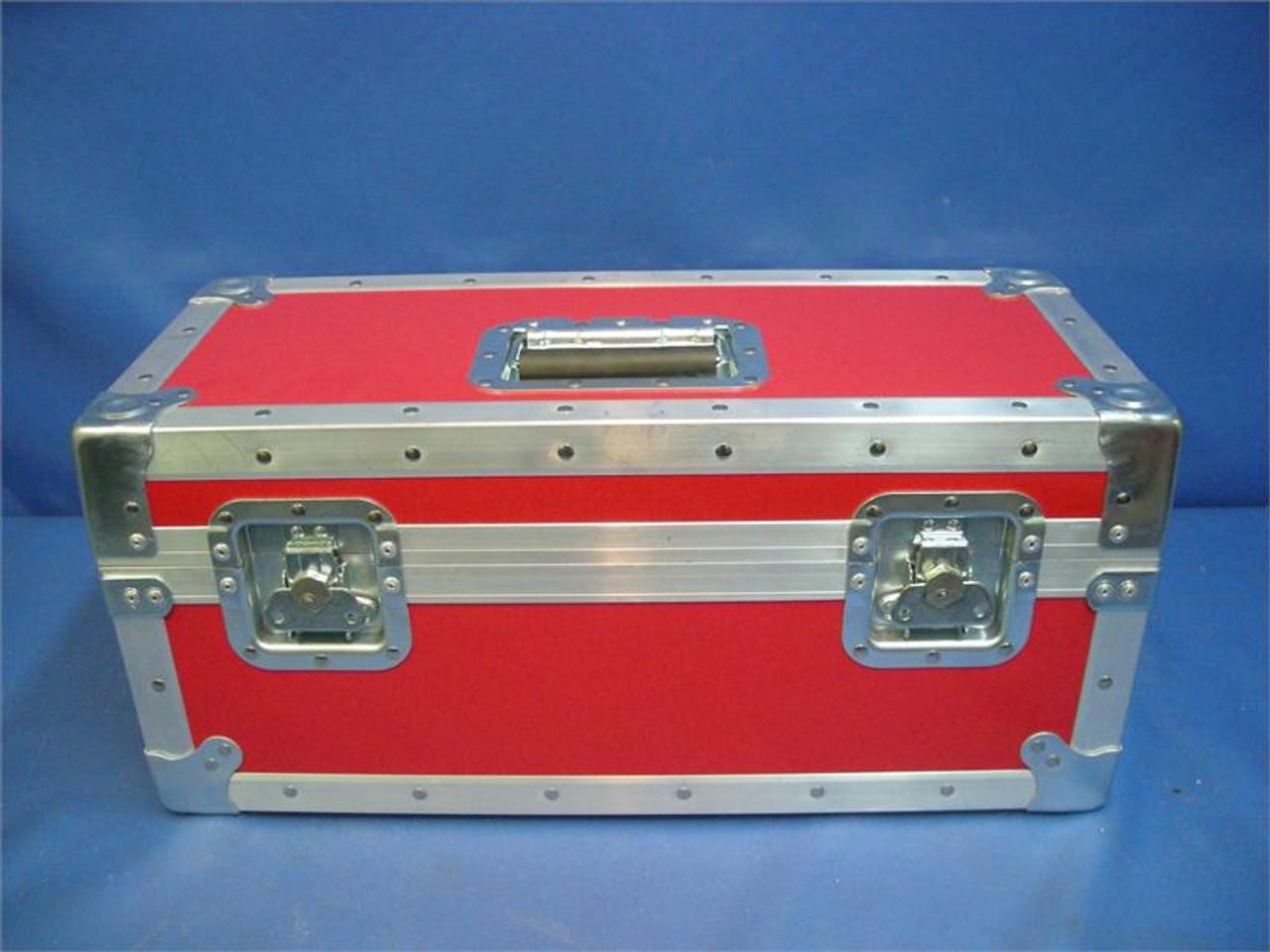 6K Light Bulb Custom ATA Shipping Case - Exterior View