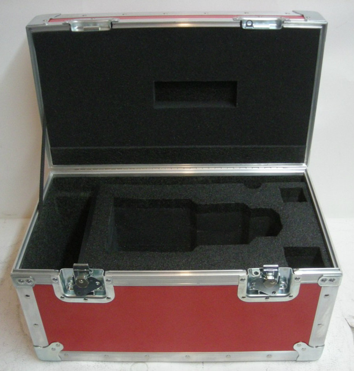 Red One 18-85MM Lens Custom ATA Shipping Case - Interior View