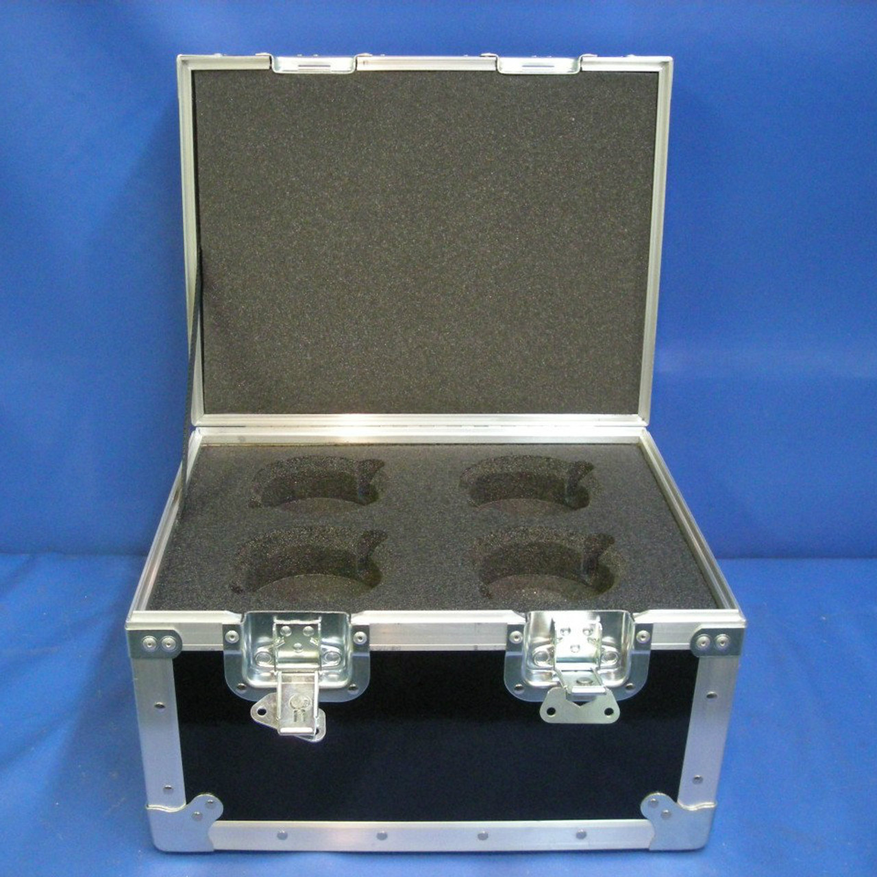 Arri Ultra Prime (4 Position) Custom ATA Shipping Case - Interior View Lid