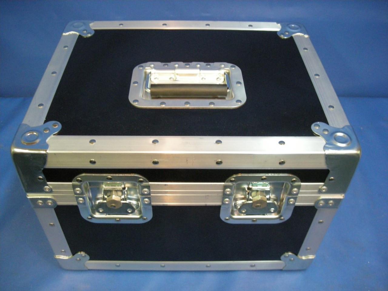 Arri Ultra Prime (4 Position) Custom ATA Shipping Case - Exterior View