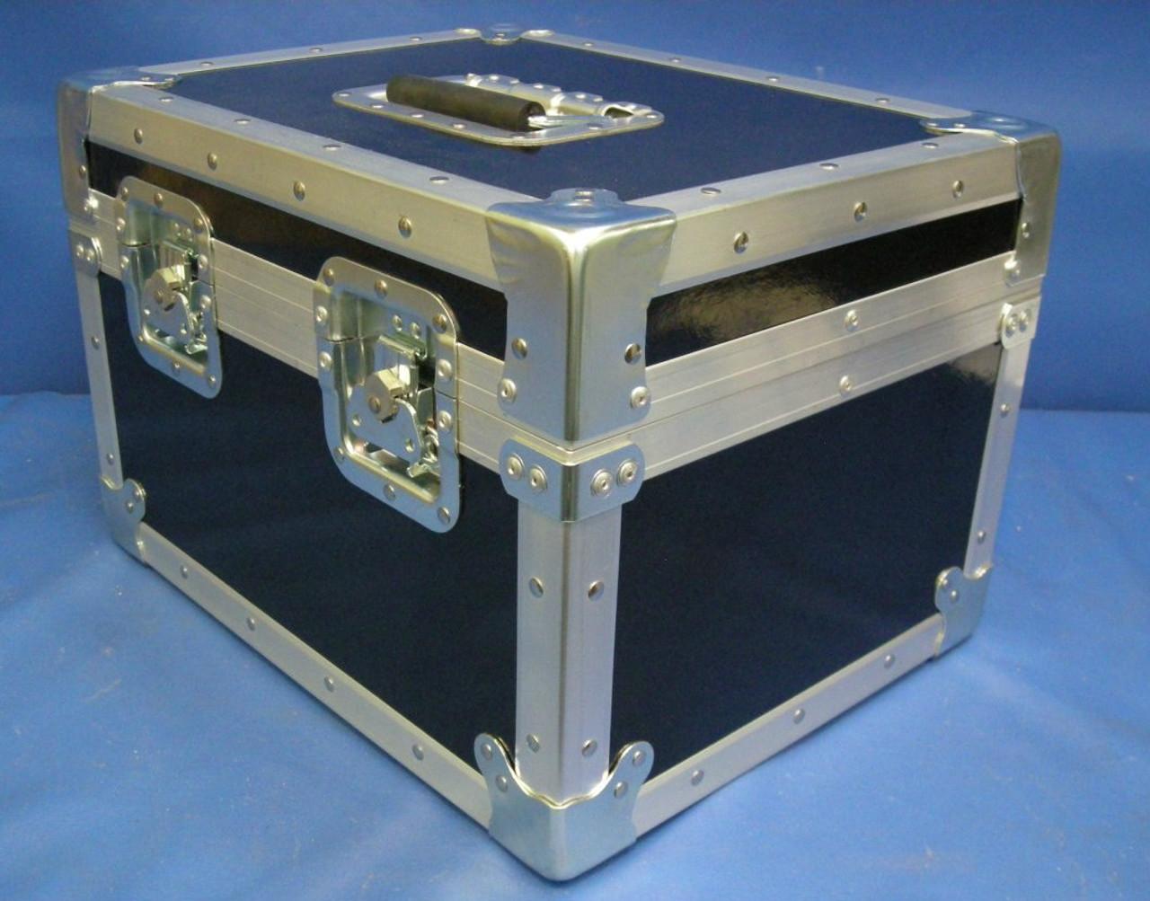 Arri Ultra Prime (4 Position) Custom ATA Shipping Case - Exterior View Side