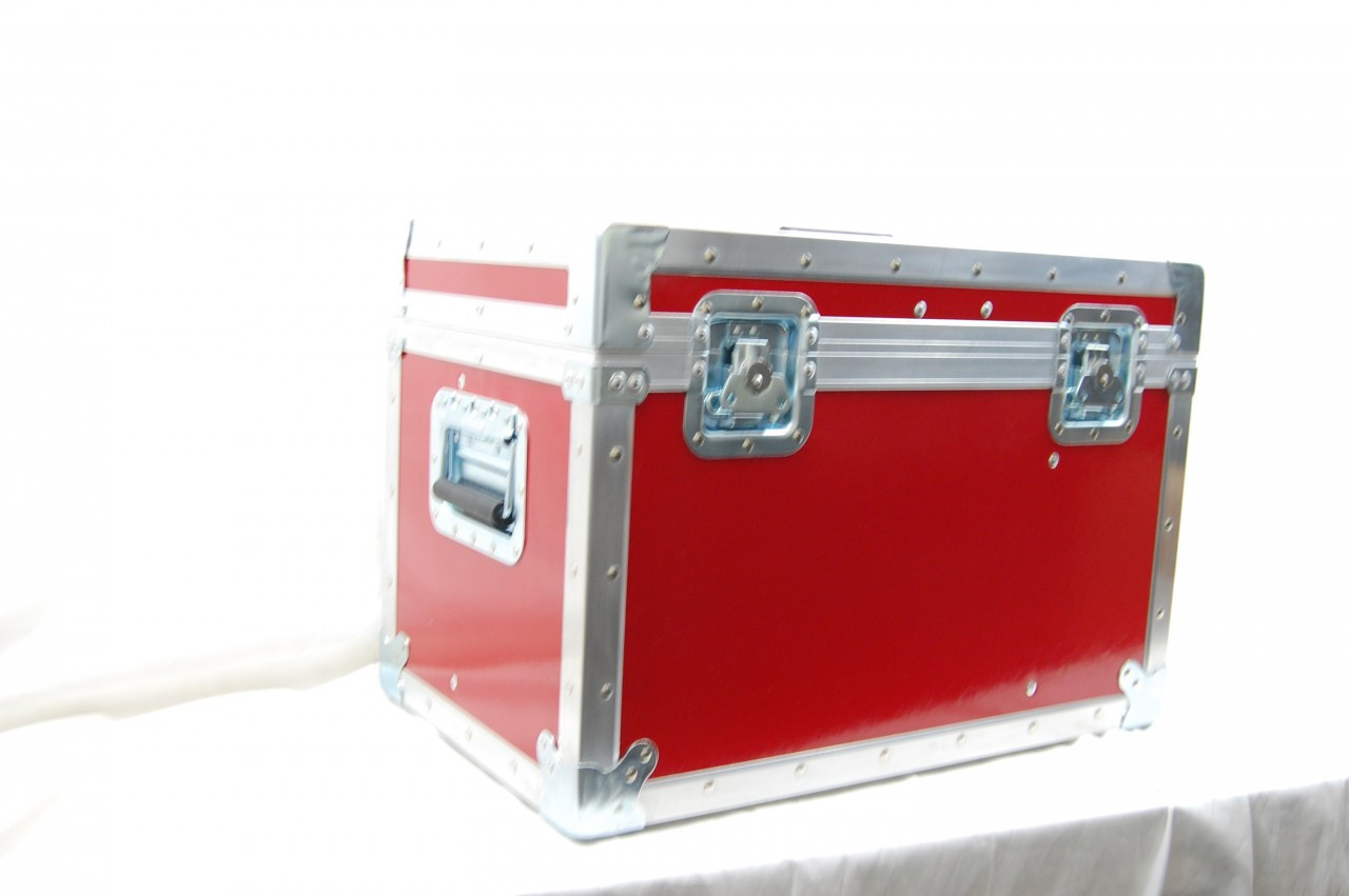 Arriflex MB 14 Custom ATA Shipping Case -  Side View