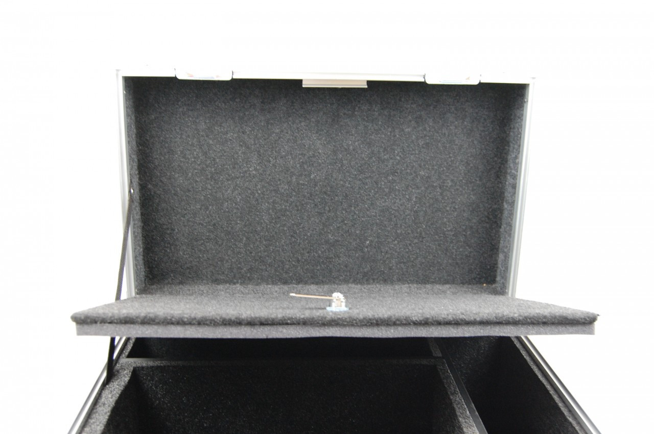 Arriflex MB 14 Custom ATA Shipping Case - Drop Lid View