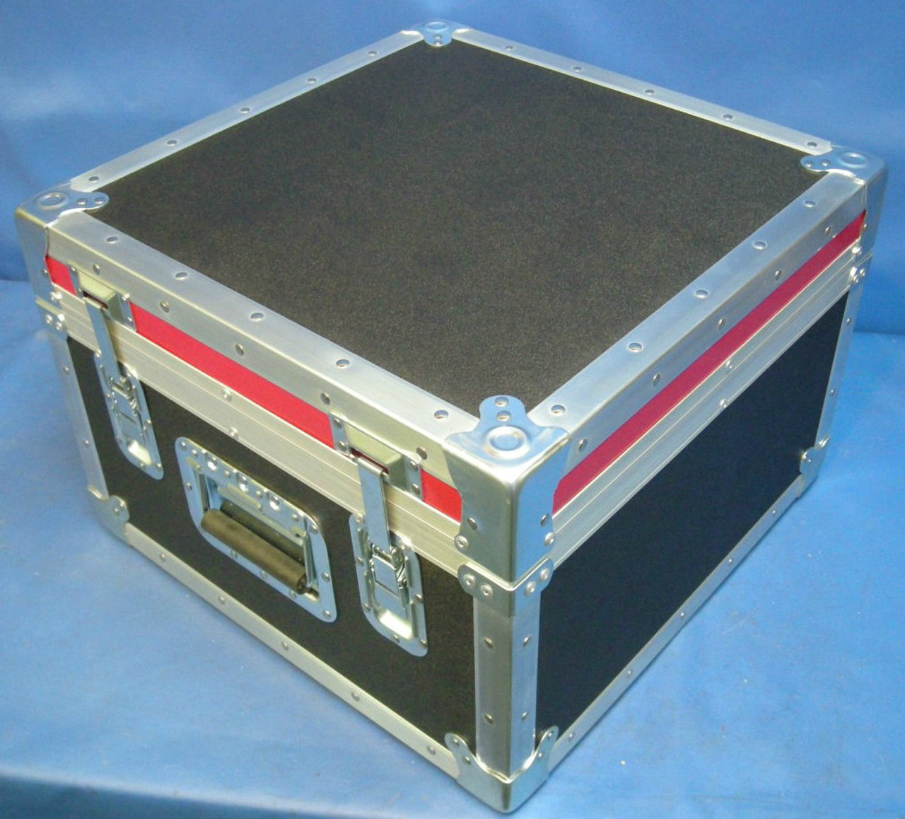 Arri Master Prime Lens (4 Position) Custom ATA Shipping Case - Exterior View Side/Top