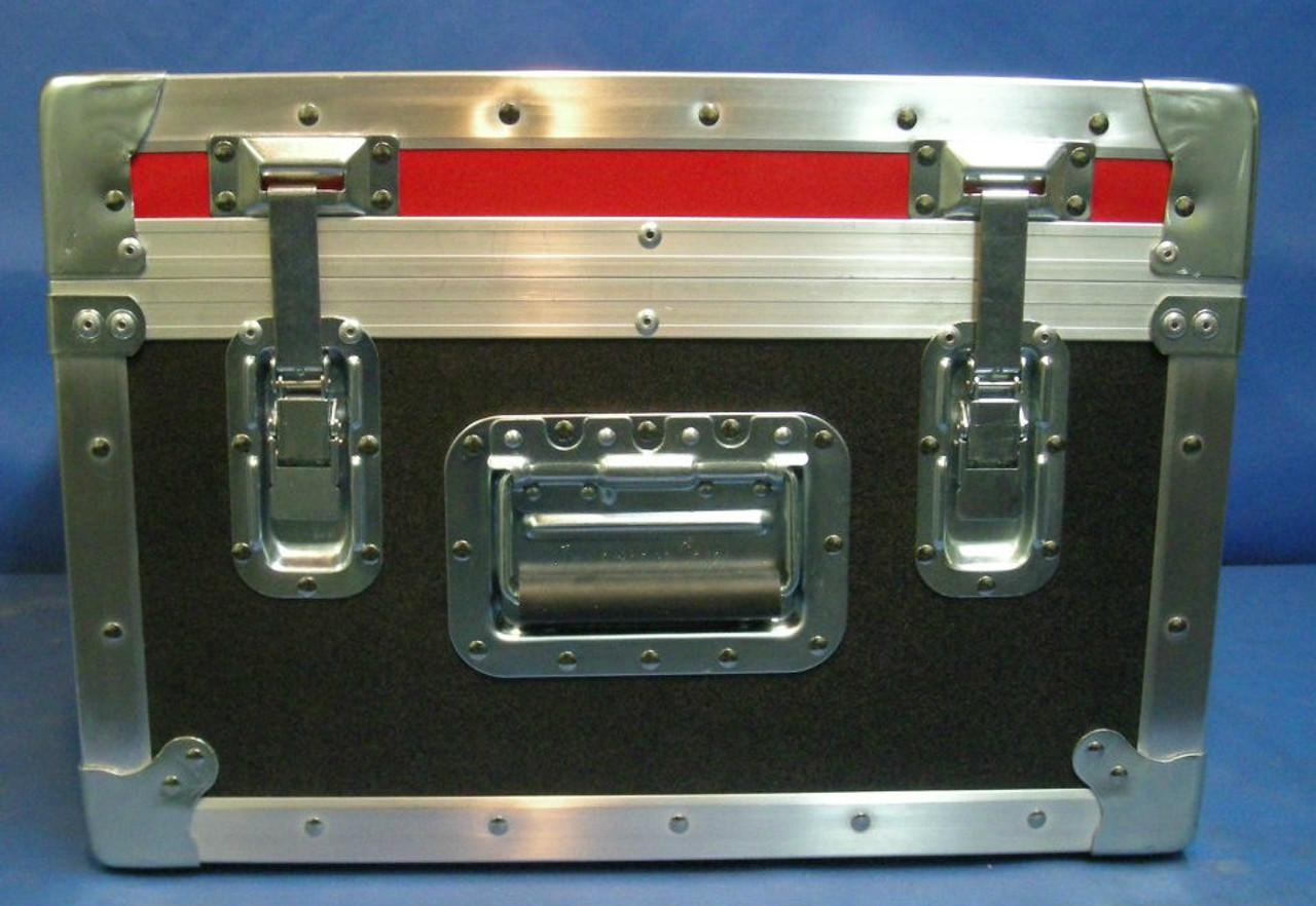 Arri Master Prime Lens (4 Position) Custom ATA Shipping Case - Exterior View