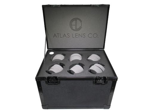 Atlas Orion Anamorphic Primes (6 Vertical) Shipping Case