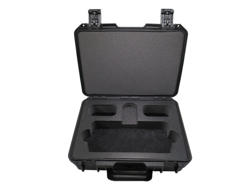 SmallHD 703 Bolt Wireless Monitor Case with Antennas Attached
