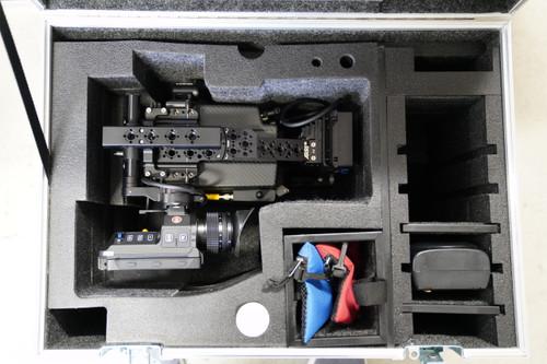 Alexa Mini LF Case with Wheels