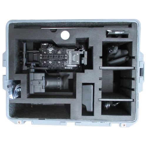 Sony PXW-FX9 XDCAM 6K Full-Frame Camera in pelican 1637