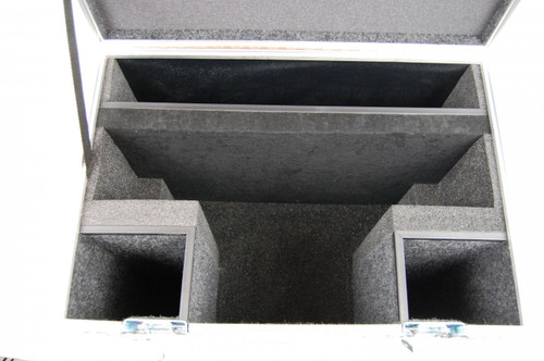 "TV Logic 17"" Custom Shipping Case - Interior"