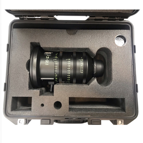 ARRI SIGNATURE ZOOM 16-32mm Lens Support, Leveler and Rods