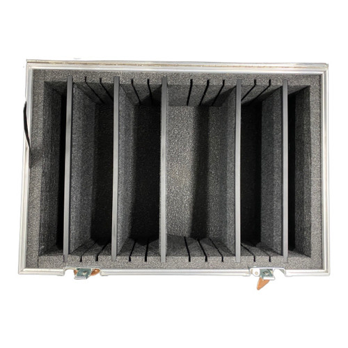 Accessory Case with 5 Removable Dividers