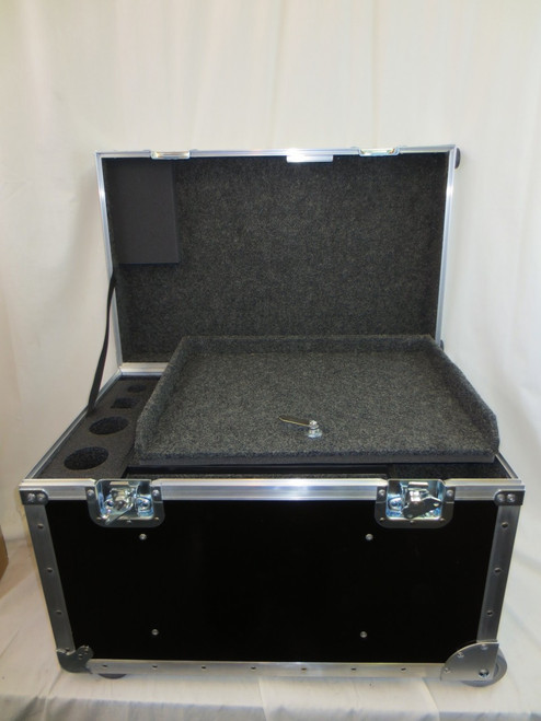 Arriflex Alexa Studio Camera Shipping Case Drop Lid View