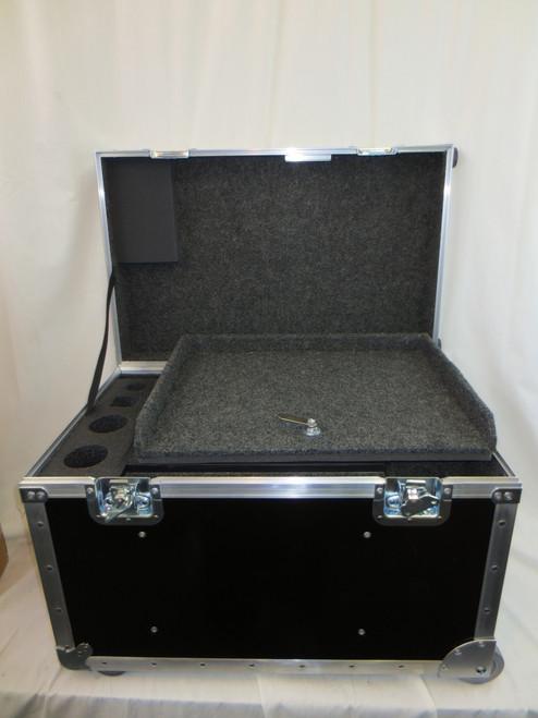 Arriflex Alexa Studio Camera Shipping Case Drop Lid View