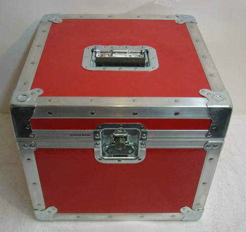 Cooke S4 Lens (4 Position) Custom ATA Shipping Case - Exterior View