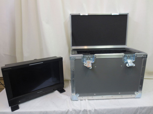 Sony PVM-1741 OLED Shipping Case
