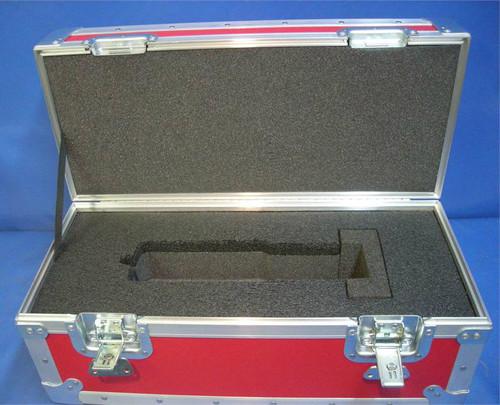 6K Light Bulb Custom ATA Shipping Case - Interior View
