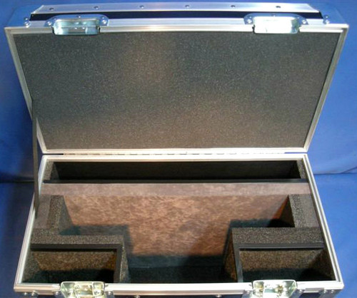Panasonic BT-LH 17 Series Custom ATA Shipping Case Interior View