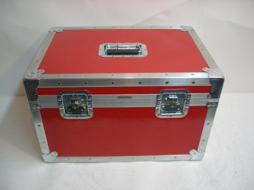 Cooke S4 Lens (6 Position) Custom ATA Shipping Case - Exterior View