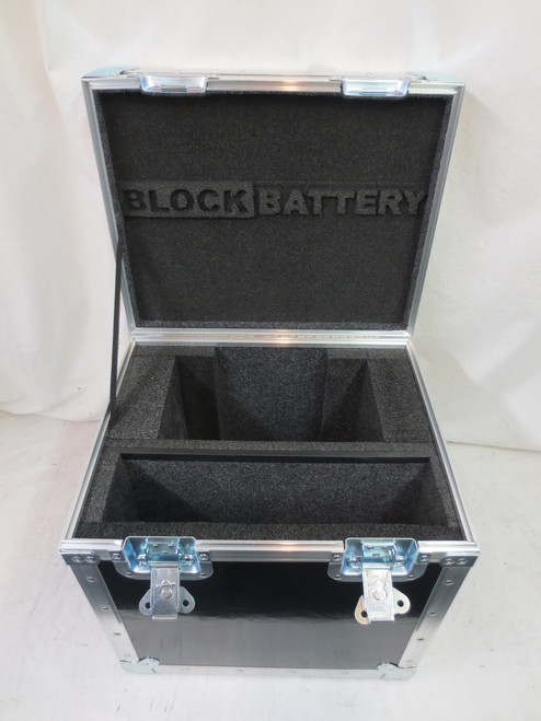 Block Battery NH800 and EFC-1 Single Channel Fast Charger Shipping Case