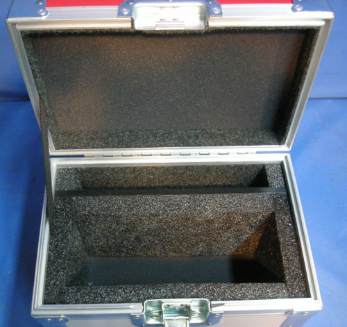 Arri LMB-5 Matte Box Custom ATA Shipping Case - Interior View Lid