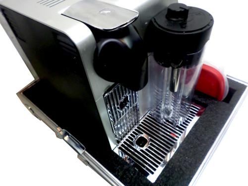Nespresso Delonghi Lattissima Pro with Accessories