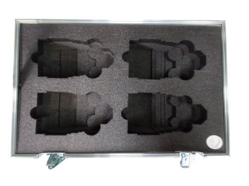 ARRI Master Primes (4 Lenses Horizontal)