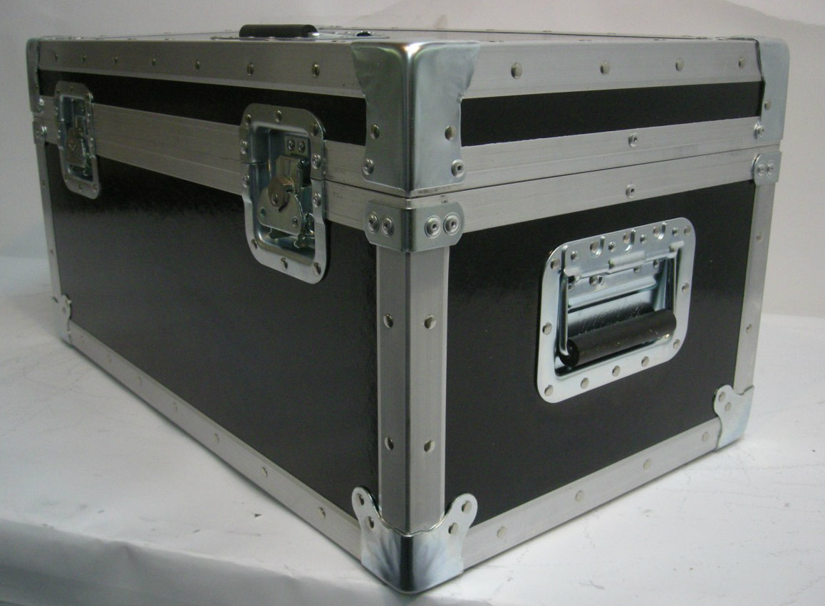 Angenieux Optimo 24-290mm Custom ATA Shipping Case - Side View