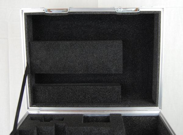 Sachtler Cine 30 HD Custom Shipping Case - Lid View