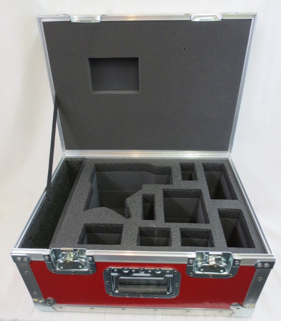 Canon EOS C300 with Accessories Shipping Case