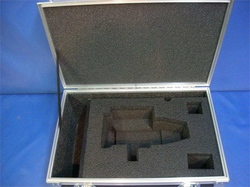 Angenieux Optimo 15-40mm Lens Custom ATA Shipping Case - Interior View Base