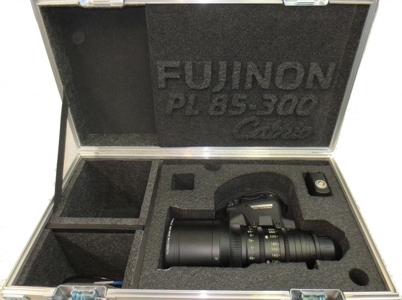 Fujinon PL 85-300 T2.9 Cabrio Compact Zoom
