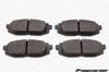 Ferodo DS1.11 Brake Pads for Scion FR-S & Subaru BRZ WRX - Rear