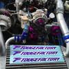 TF Lightweight Aluminum Pulley Kit Mazda RX7 FD3S 13B - PURPLE