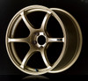 Advan RGIII - Racing Gold Metallic & Racing Gloss Black - 4x100.0 - 6-Spoke - 17x7.0 +47, +42