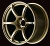 Advan RGIII - Racing Gold Metallic & Racing Gloss Black - 5x114.3 - 6-Spoke - 17x8.5 (+51/+31)