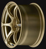 Advan RGIII - Racing Gold Metallic & Racing Gloss Black - 4x100.0 - 6-Spoke - 18x7.0 +42
