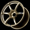Advan RGIII - Racing Gold Metallic & Racing Gloss Black - 5x100.0/5x114.3 - 6-Spoke - 18x8.0 (+47/+45/+37)