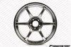 Advan RGIII - Racing Hyper Black - 5x100.0/5x114.3 - 6-Spoke - 18x9.5 +45