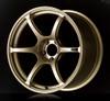 Advan RGIII - Racing Gold Metallic & Racing Gloss Black - 5x114.3 - 6-Spoke - 18x10.0 +35
