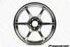 Advan RGIII - Racing Hyper Black - 5x114.3 - 6-Spoke - 18x10.0 +35