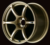 Advan RGIII - Racing Gold Metallic & Racing Gloss Black - 5x112.0 - 6-Spoke - 18x8.0 +47/+42 (Euro Sizing)