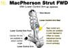Whiteline Control Arm - Lower/Inner/Rear Bushing (Caster Correction) - Mazda RX-7 FC ('85-91)