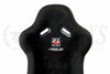 Buddy Club P1 Limited Bucket Seat (FRP) (BLACK)